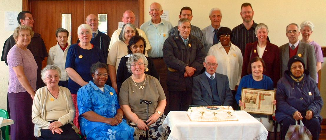 Birmingham Chapter celebrating its Golden Jubilee